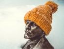 Ленин в жёлтой шапке
