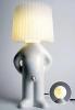 Лампа с оригинальным выключателем