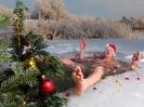 Водные процедуры на Крещение